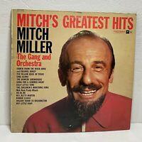 Mitch Miller Greatest Hits: Columbia 1961 LP Vinyl Compilation (Pop)
