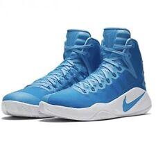 NIKE - 844368-443 - Hyperdunk 2016 TB - Men's Shoes - Carolina Blue - Size 18
