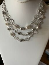 Touchstone Crystal by Swarovski SOUTH SEAS NECKLACE New In Box