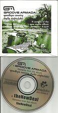 GROOVE ARMADA Self titled / New Deal MIXTAPE SAMPLER PROMO DJ CD single 2001 USA