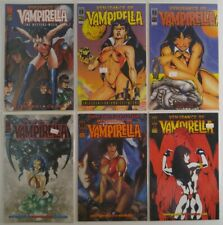 Vengeance of Vampirella 0 - 25 Run Set Lot