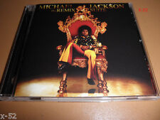MICHAEL JACKSON the REMIX SUITE rare CD skywriter BEN dancing machine ABC maria