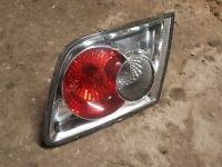 Mazda 6 Sport Drivers Side Rear Inner Boot Light