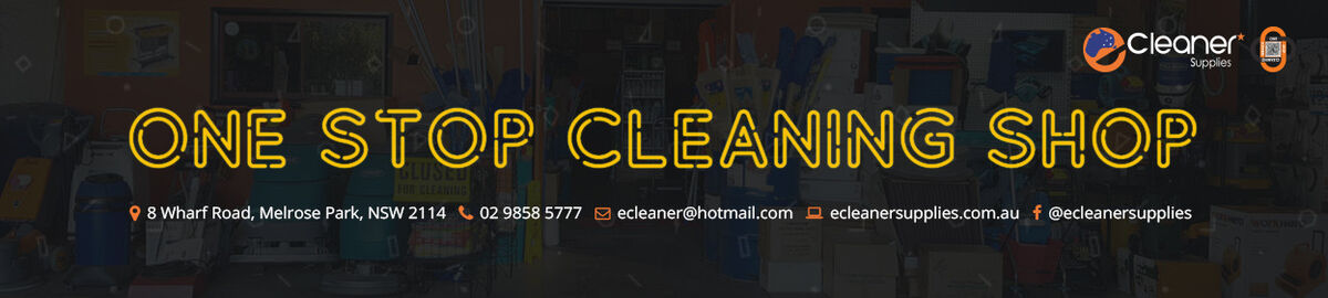 eCleaner Supplies