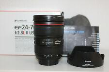 Canon EF 24-70mm 2.8 L USM II 1 Jahr Gewährleistung