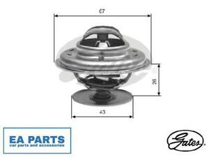 Thermostat, coolant for BMW MERCEDES-BENZ GATES TH13480G1