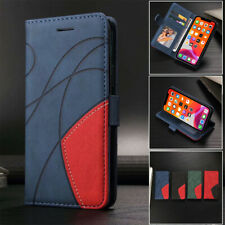 For Motorola Moto G10/G30 E7 Power G9 Plus E6S Case Leather Wallet Flip Cover