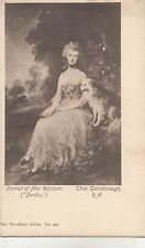 BF33721 thos gainsborough portrait of mrs robinso painting  art front/back image