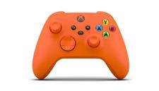 NEW Microsoft XBOX Series X/S Wireless Controller Zest Orange *Design Lab*