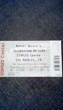 New listing Nipsey Hussle Celebration of Life