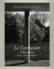 2009 Yukio Futagawa LE CORBUSIER: VILLA SAVOYE, Poissy France 1929-31 PhotoBook