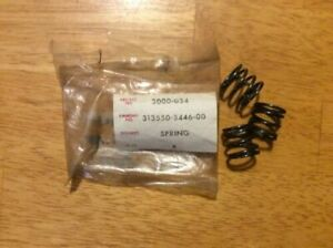 3 New Vintage Arctic Cat Snowmobile Recoil Springs 3000-034
