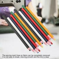 12Pcs Tailors Pen Pencil Dressmakers Invisible Marking Sewing Fabric Stationery