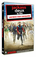DVD NEUF **Jackass 2, Le Film (Version non Censurée)**