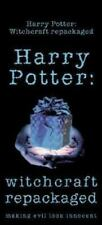 Harry Potter:  Witchcraft Repackaged [VHS]  VHS Tape New Video