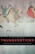 THUNDERSTICKS - SILVERMAN, DAVID J. - NEW HARDCOVER BOOK