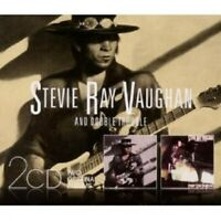 STEVIE RAY VAUGHAN - TEXAS FLOOD/COULDN'T STAND THE WEATHER 2 CD NEU