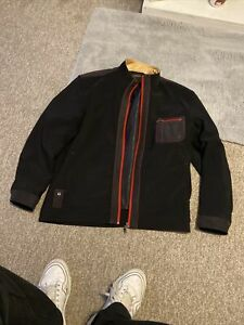 Prada Jacket Size Xl Mat.18w Art Sgv136 More A Large (d