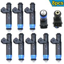 8 Stück SIEMENS DEKA Kraftstoffeinspritzer 875cc 36.5kg EV1 High Impedanz 110324