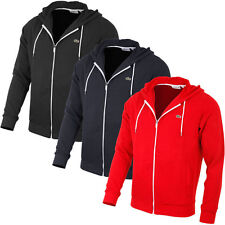 Lacoste Cotton Long Sleeve Hoodies for Men