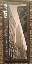New York Vertical by Horst Hamann - Hardcover Book