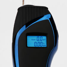 Alcohol Tester Breathalyzer Breath Test Digital Drunk Detector Portable Drinking