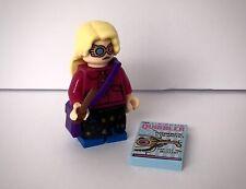 Luna Lovegood Harry Potter Personalizzata LEGO Minifigura
