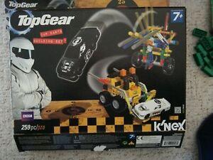 K'NEX Top Gear Car Darts Building Set