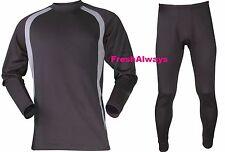 Genuine BLACKROCK TERMICA SET CANOTTA Basso Inverno Workwear layer di base Taglia XXL