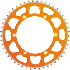 APICO REAR SPROCKET EVOLITE KTM 50cc AUTO 04-13 40T ORANGE