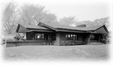 Prairie Style Home Plans, Purcell & Elmslie masterpiece, single story blueprints