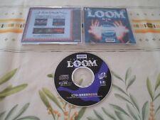 >> LOOM LUCASFILM ADVENTURE ACTION PC ENGINE CD JAPAN IMPORT! <<