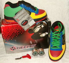 HEELYS Gelato Shoes Wheels Men's Sz 6 M Runs a Sz Small Sneakers Athletic Nice