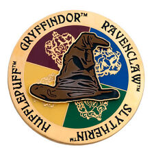 Wizarding World Of Harry Potter Spinning Sorting Hat Metal Trading Pin New