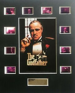The Godfather - 35mm Film Display