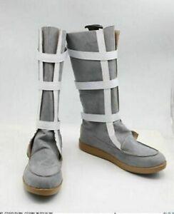 New!Star Wars SLuke Skywalker Cosplay Shoes Boots Custom-Made:Free shipping