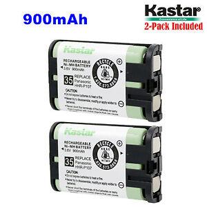 HHR-P107 Battery for Panasonic  KX-TG6022B KX-TG6023M TG6051M TG6052B TG6053PK