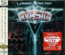 VINNIE VINCENT INVASION 2016 JAPAN RMST CD - NEW/SEALED - FREE COMBINED S&H