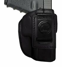 Tagua BSH-1110 Belt Slide Holster, Walther PPS, Black, Right Hand