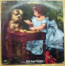 SEGER BOB SYSTEM MONGREL SONG TO RUFUS EVIL EDNA LUCIFER LP MADE ITALY MINT