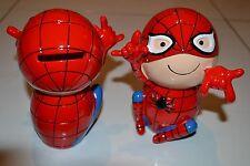 Spiderman Superhero Children kids Boys Money Box Page Boy Ideal gift!! unwanted