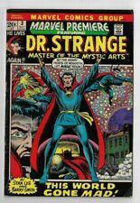 Marvel Premiere 3 4 5 6 7 8 10 12 13 14 DR STRANGE Barry Smith Brunner Ploog a
