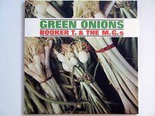 Green Onions de Booker t. & the MG 's (CD comme neuf/like new, Mini LP-replica)