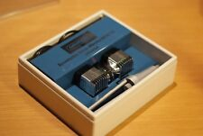 Vintage Grundig GDM 331 Microphone, Made in Germany, Full Packaging in Mint Cond