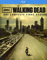 The Walking Dead: The Complete First Season (Season 1) (2 Disc) BLU-RAY NEW
