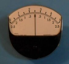 Honeywell Marion Deviation Analog Panel Meter - Made in USA
