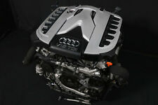 188km AUDI Q7 4L 6.0TDI V12 CCG CCGA engine Motor Triebwerk Turbolader Injektor