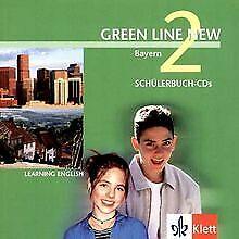 Green Line New - Ausgabe Bayern. Englisches Unterrichtsw... | Buch | Zustand gut