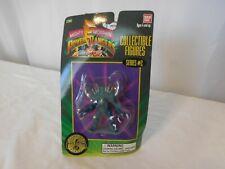 Power Rangers Evil Space Alien Figure Vintage Bandai Mighty Morphin 1994 NEW