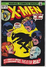 X-Men #90 VG+ 4.5 Cyclops Angel Beast Iceman Marvel Girl!